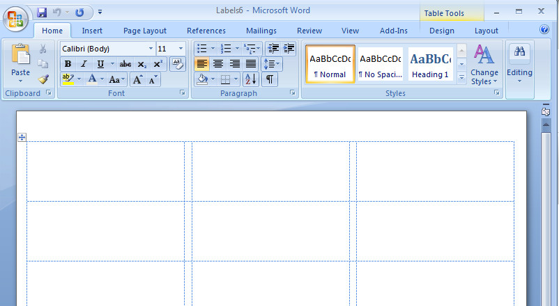 Microsoft Office Label Template How to Create Mailing Labels In Word