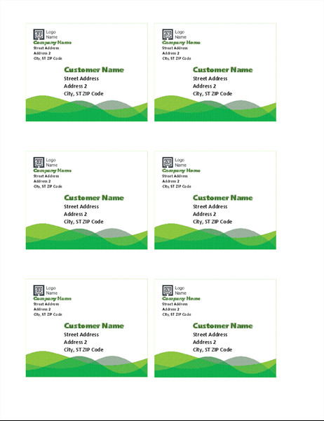 Microsoft Office Labels Template Labels Fice