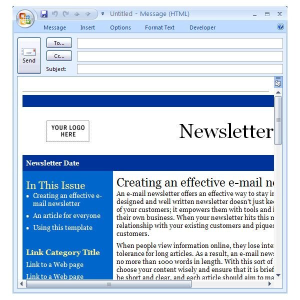 Microsoft Office Newsletter Templates Downloading the Best Free Artist Templates for Cool Fice