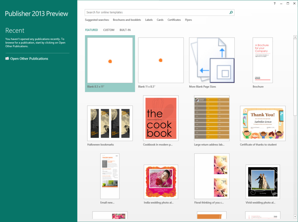 Microsoft Office Publisher Templates What is Microsoft Publisher Uses How to Get Free Trial