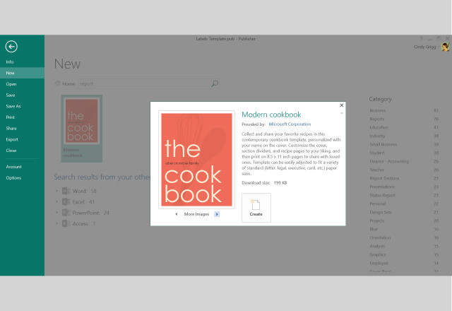 Microsoft Publisher Book Template Microsoft Publisher Templates