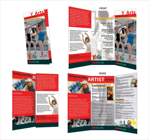 Microsoft Publisher Booklet Templates Microsoft Brochure Template 49 Free Word Pdf Ppt