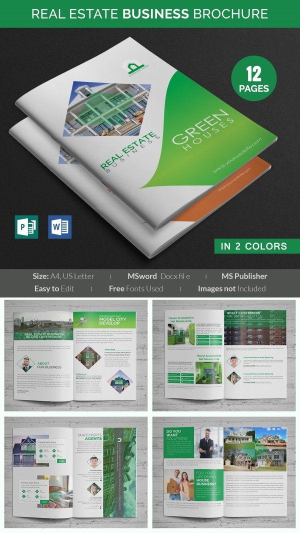 Microsoft Publisher Flyer Templates 26 Microsoft Publisher Templates Pdf Doc Excel