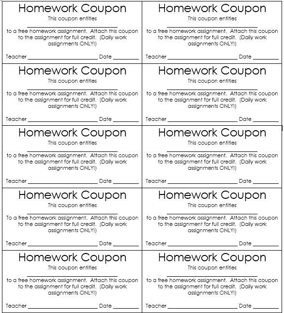Microsoft Word Coupon Template 13 Free Sample Kids Discount Coupon Templates Printable