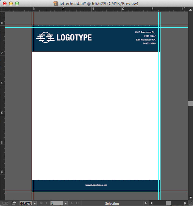 Microsoft Word Design Templates Convert Your Design Into A Microsoft Word Letterhead