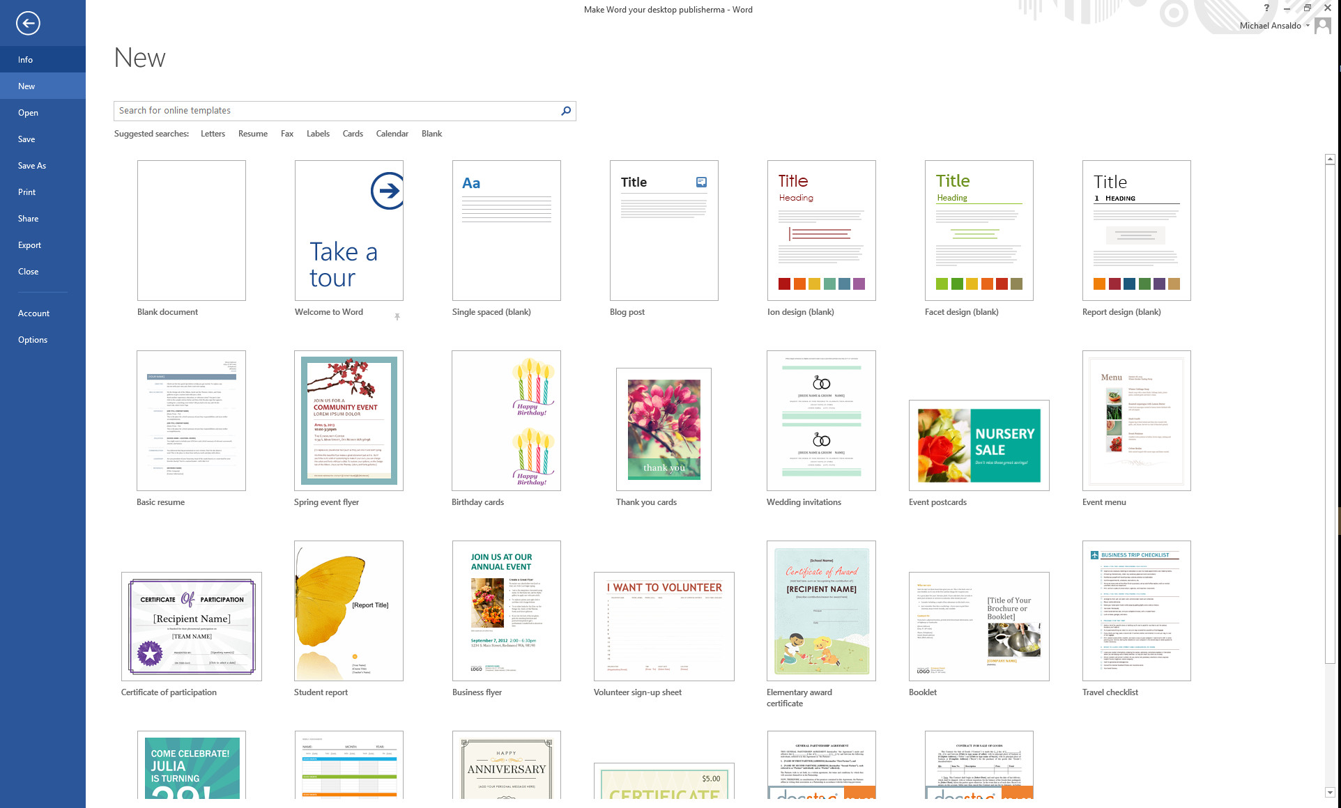 Microsoft Word Design Templates Word's Secret Design Sizzle Learn the Built In tools for