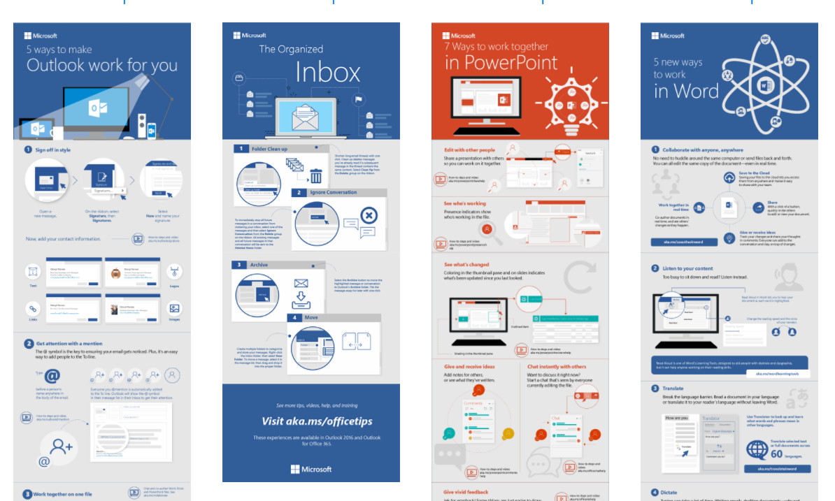 Microsoft Word Free Templates New Infographic Templates for Word Outlook and