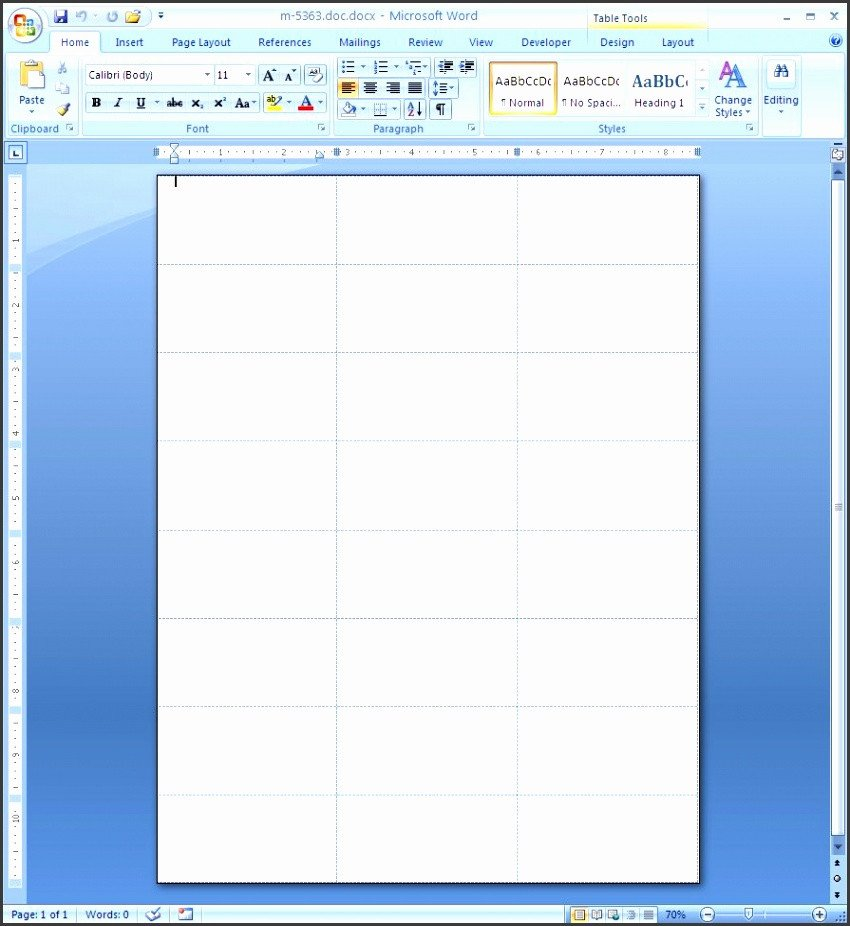 Microsoft Word Label Template 7 Microsoft Word Address Label Template 16 Per Sheet