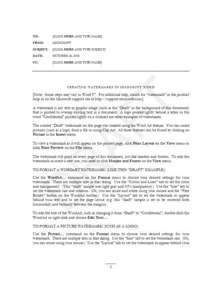 Microsoft Word Memorandum Template Memos Fice