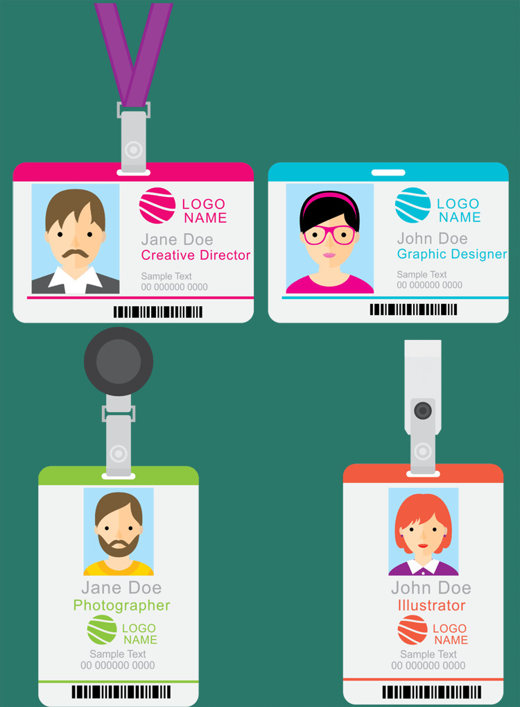 Microsoft Word Name Tag Template Free Luggage Tag Templates for Microsoft Word