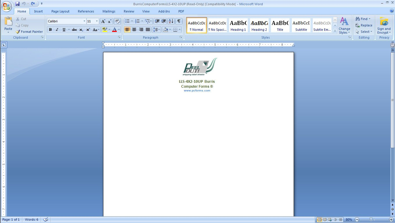 Microsoft Word Name Tag Template How to Print Your Own Name Tag Labels