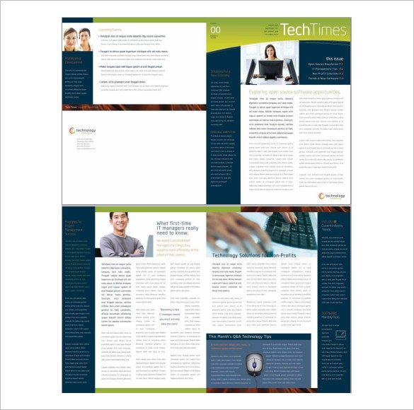 Microsoft Word Newsletter Templates Free 27 Microsoft Newsletter Templates Doc Pdf Psd Ai