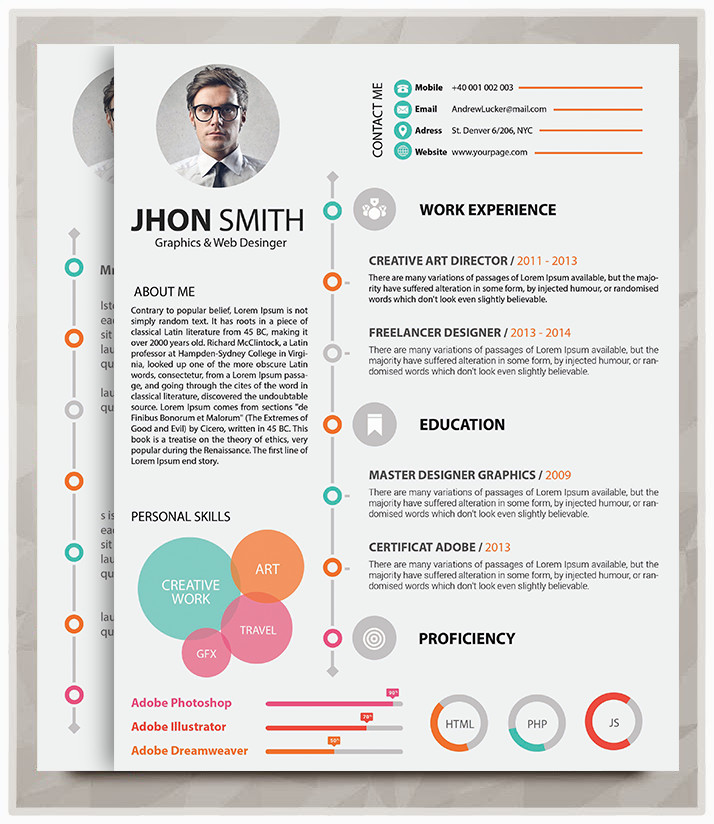 Microsoft Word Portfolio Template Best Professional Resume Templates Psd Ai Word Free