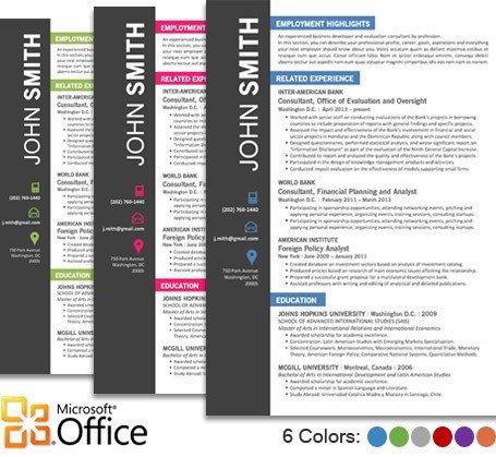 Microsoft Word Portfolio Template Fice Resume Template Cover Letter Portfolio