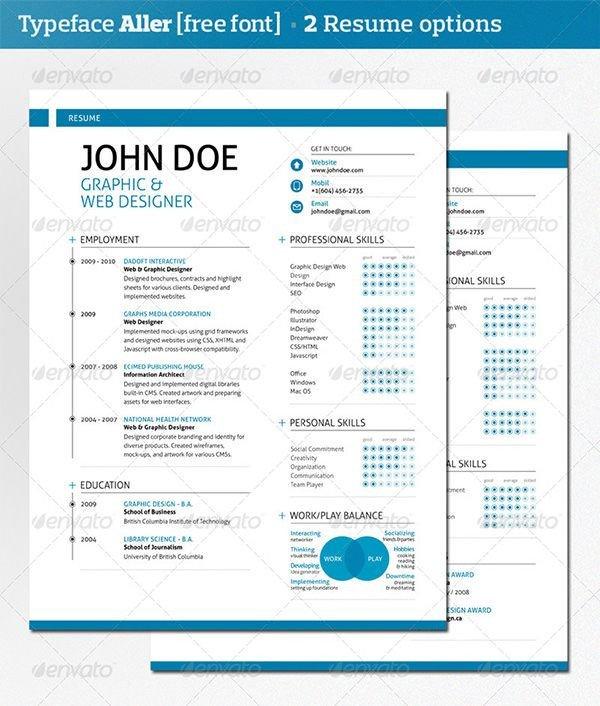 Microsoft Word Portfolio Template Modern Resume Template Cover Letter Portfolio Colors