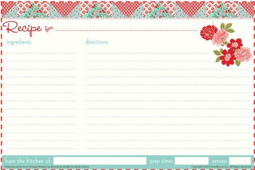 Microsoft Word Recipe Template 13 Recipe Card Templates Excel Pdf formats