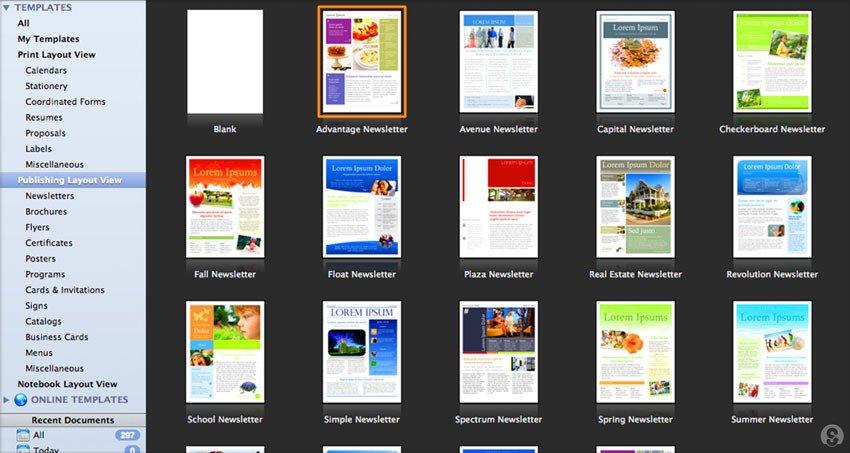 Microsoft Word Templates Download Microsoft Fice Word Templates