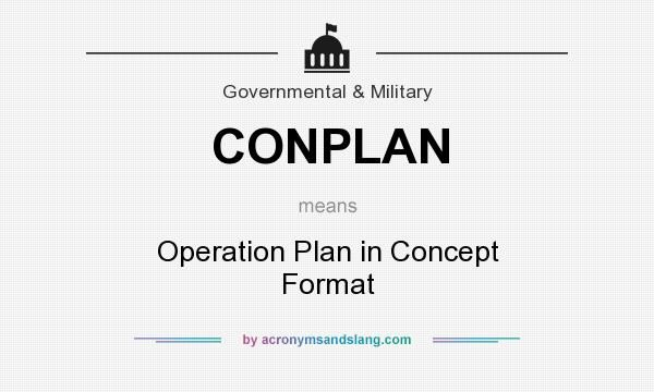 Military Conops Template Military Conops Template Free Programs