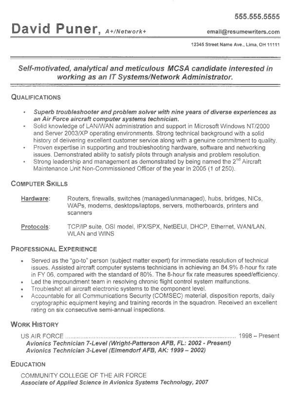 Military to Civilian Resume Template 13 Best Images About Life Outside Of Military On Pinterest