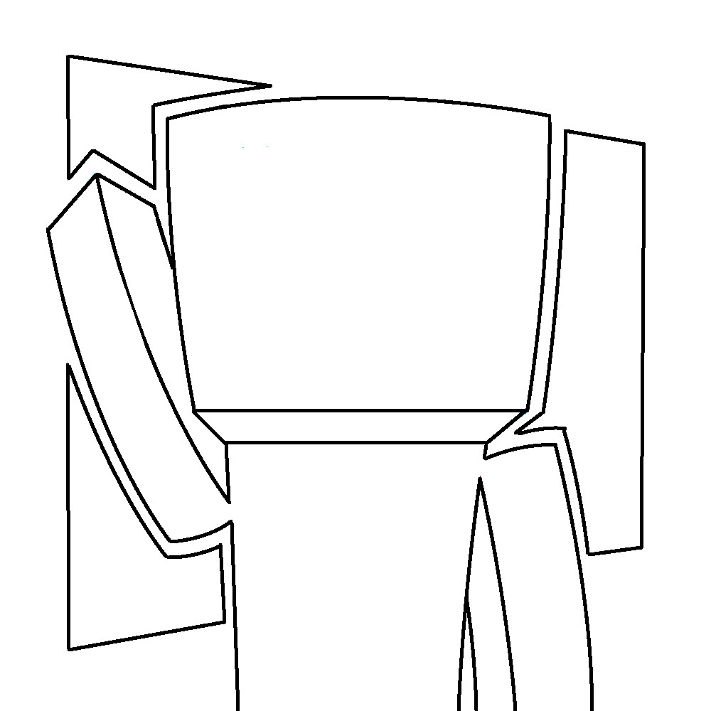 Minecraft Avatar Template 14 Drawing Template Minecraft for Free On Ayoqq