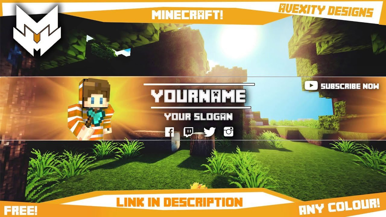 Minecraft Avatar Template Minecraft Banner Avatar Template