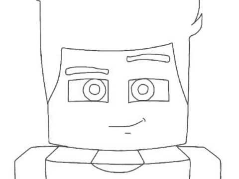 Minecraft Avatar Template Templates Para Vcs Fazerem Cartoons Deixe Seu Like