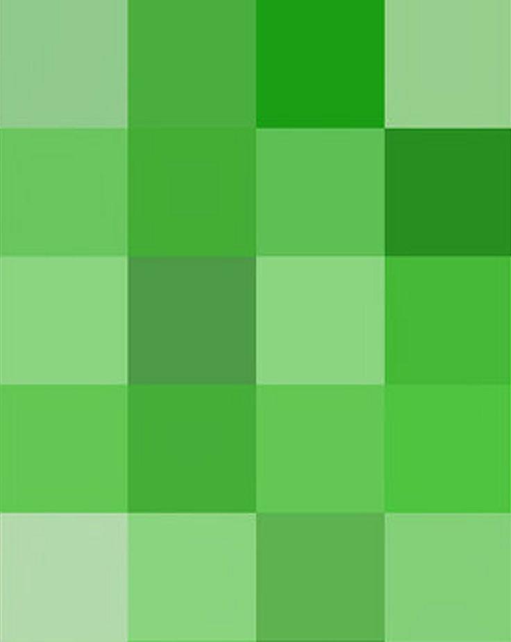 Minecraft Creeper Pattern Printable Creeper Texture Minecraft Minecraft