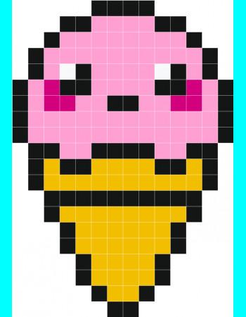 Minecraft Easy Pixel Art Minecraft Pixel Art Ideas Templates Creations Easy Anime