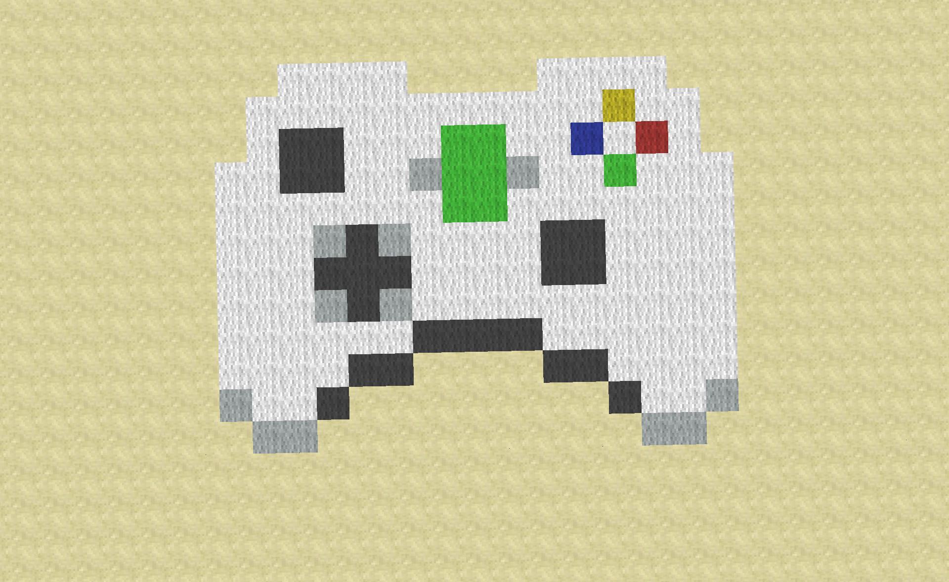 Minecraft Easy Pixel Art Pixel Art Ideas Creative Mode Minecraft Java Edition