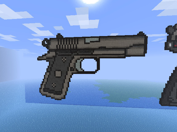 Minecraft Gun Pixel Art Minecraft Weapon Sprites by Ipko Screenshots Show Your
