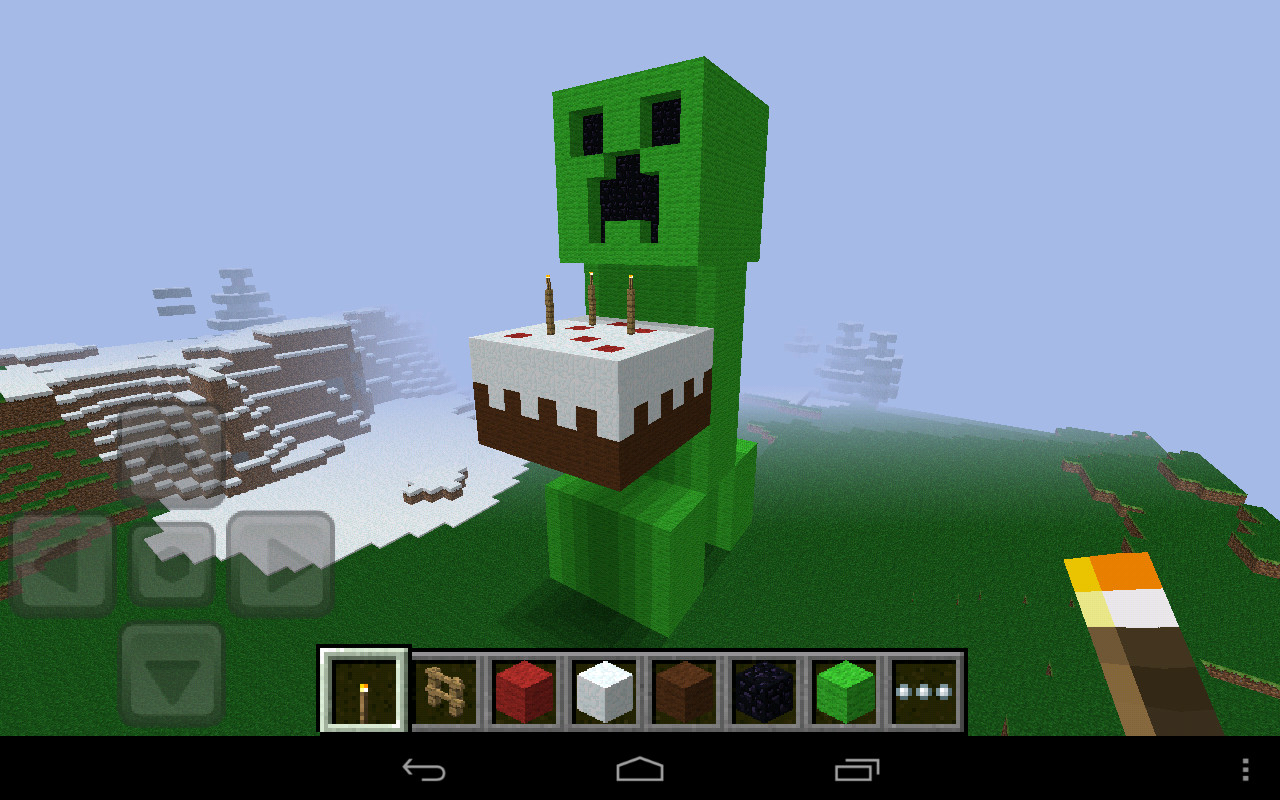 Minecraft Happy Birthday Images Happy Birthday Aussiet