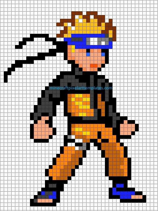 Minecraft Pixel Art Template Minecraft Pixel Art Templates A whole Bunch Of Geekery
