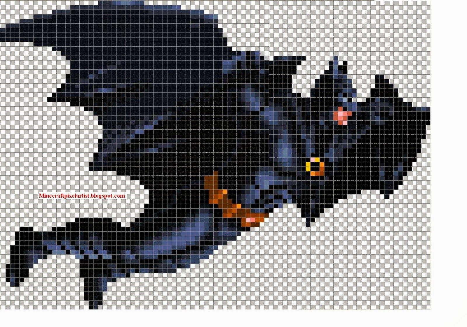 Minecraft Pixel Art Template Minecraft Pixel Art Templates and Tutorials