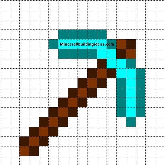Minecraft Pixel Art Templates 25 Best Ideas About Minecraft Pixel Art On Pinterest