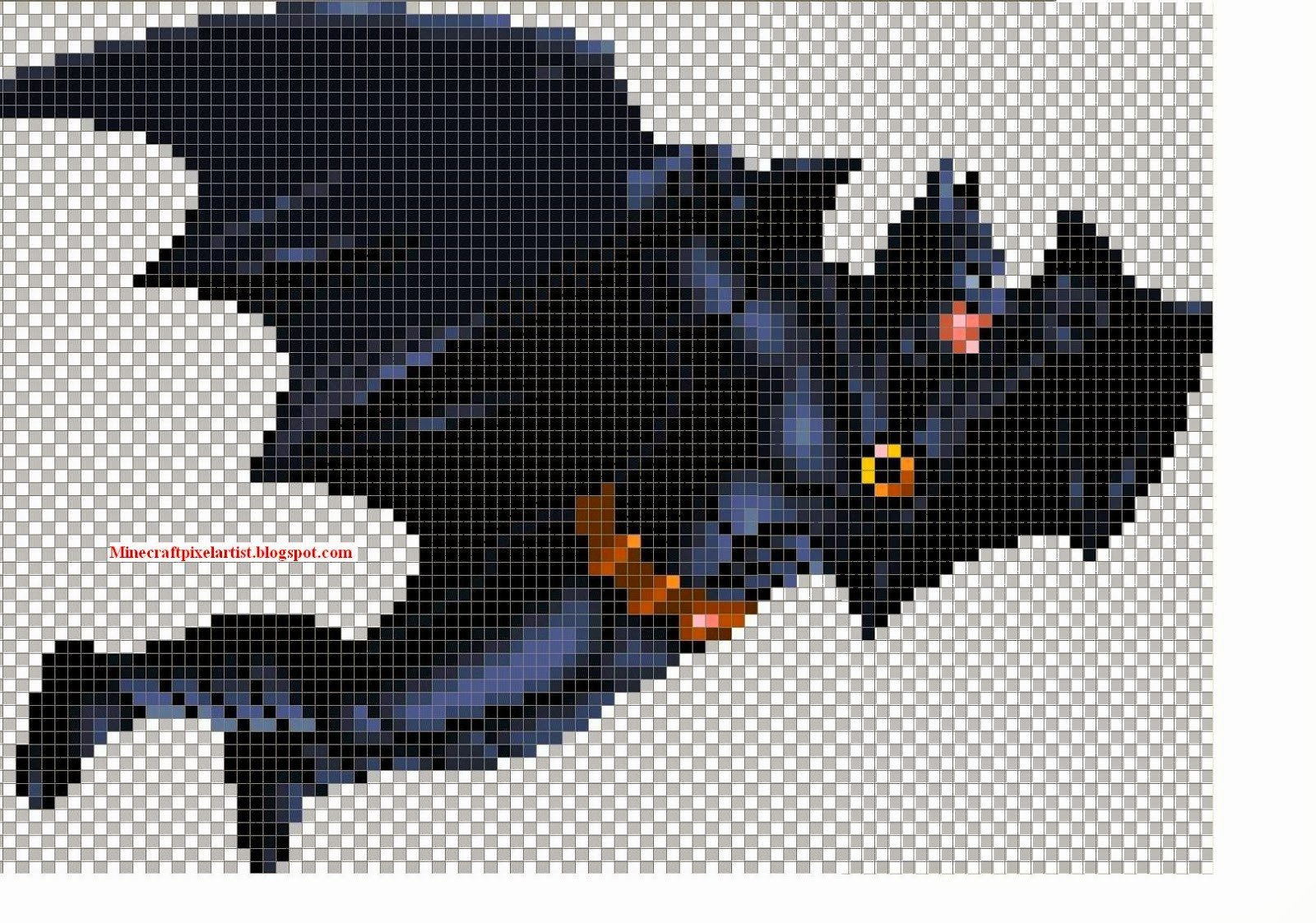 Minecraft Pixel Art Templates Minecraft Pixel Art Templates and Tutorials