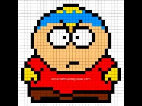 Minecraft Pixel Art Templates Minecraft Pixel Art with Templates