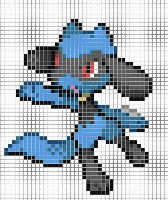 Minecraft Pokemon Pixel Art Grid Pixel Art Pixel Art Grid and Pokemon On Pinterest