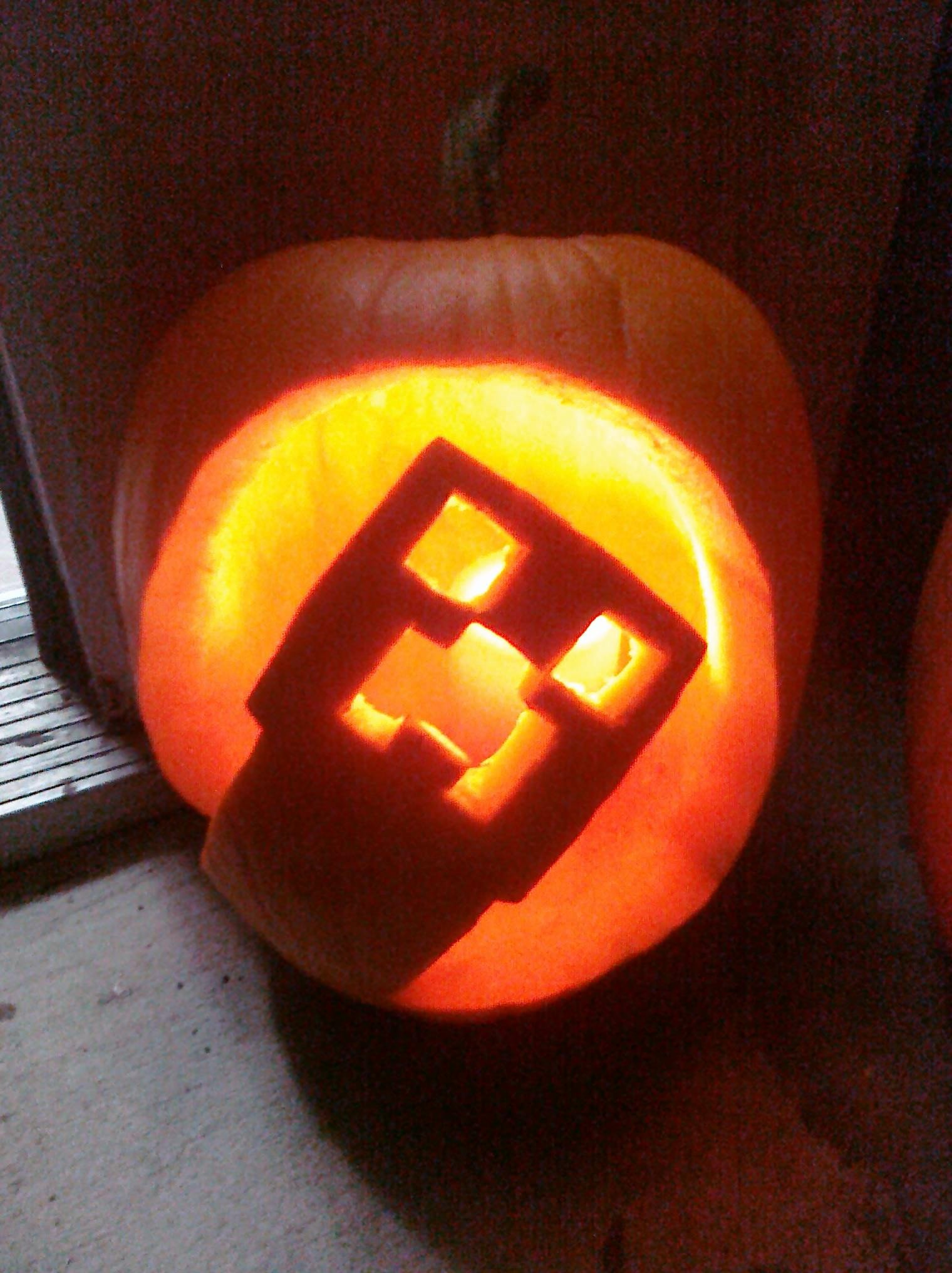 Minecraft Pumpkin Stencils Martian Outpost – Just Another Wordpress Site