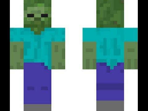 Minecraft Skins Pe Images Minecraft Pe Zombie Skin
