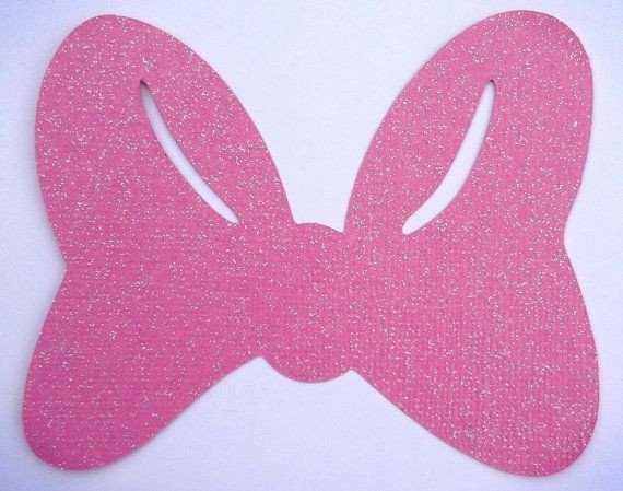 Minnie Mouse Bow Template Minnie Bow Template