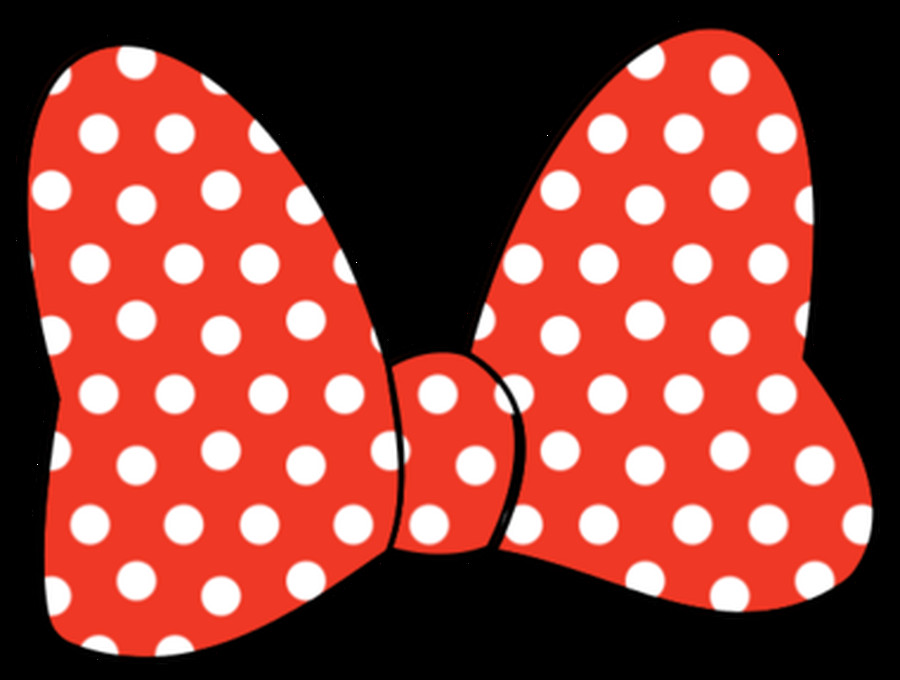 Minnie Mouse Bow Template Minnie Mouse Bow Clip Art Clipart Best