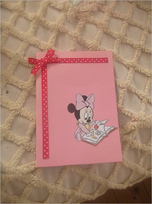 Minnie Mouse Invitation Maker Awesome Minnie Mouse Invitation Template – 21 Free Psd
