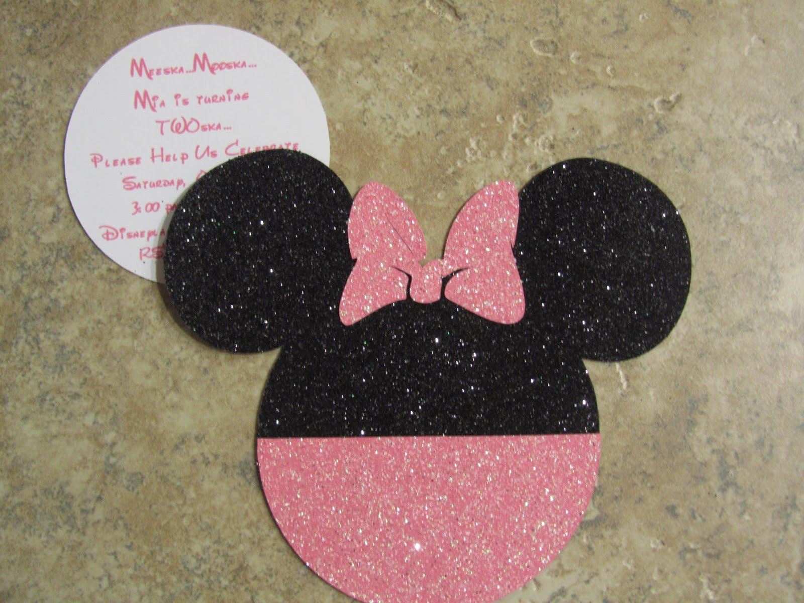 Minnie Mouse Invitation Maker Stuff Your Mom Didn T Make Minnie Mouse Invitations