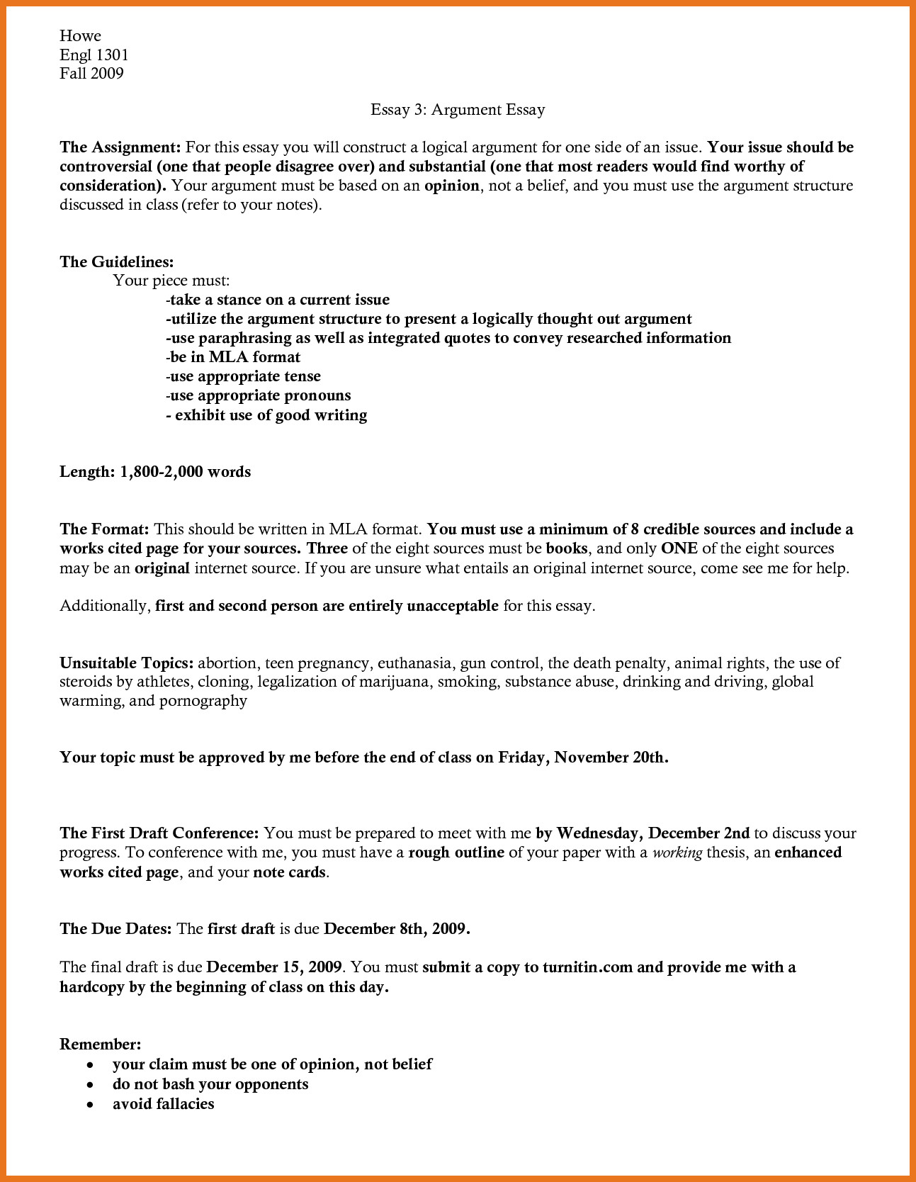 Mla format Outline Template 0 1 Mla formatted Outline Example