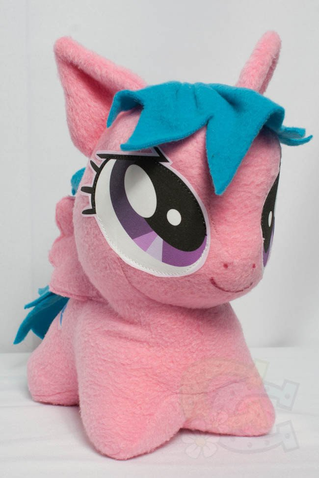 Mlp Chibi Plush Chibi Firefly Mlp Hand Made Custom Craft Plush