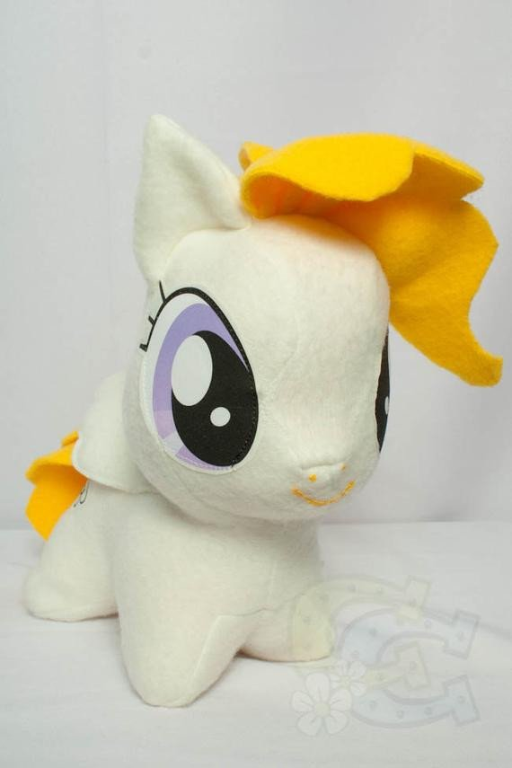 Mlp Chibi Plush Chibi Surprise Mlp Hand Made Custom Craft Plush