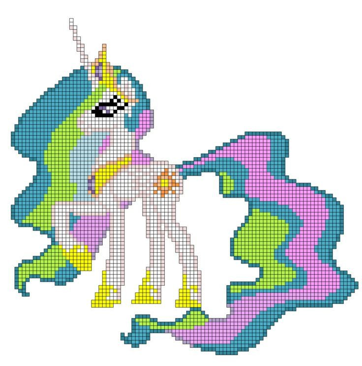 Mlp Pixel Art Template 318 Best Mlp Plastic Canvas Perler Images On Pinterest