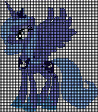 Mlp Pixel Art Template Templates by Mlp Ponydesigner On Deviantart