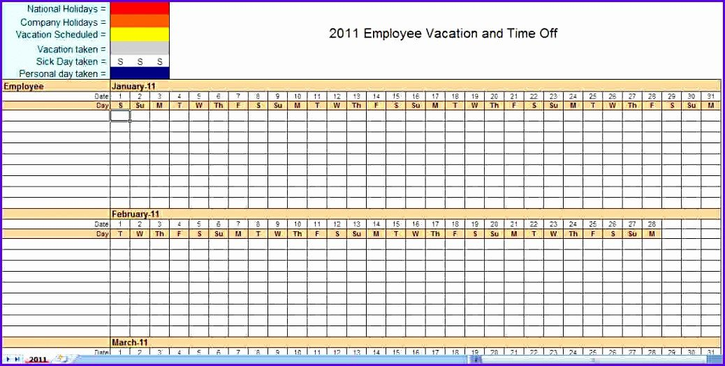 Monthly Employee Schedule Template Excel 12 Schedule Template for Excel Exceltemplates