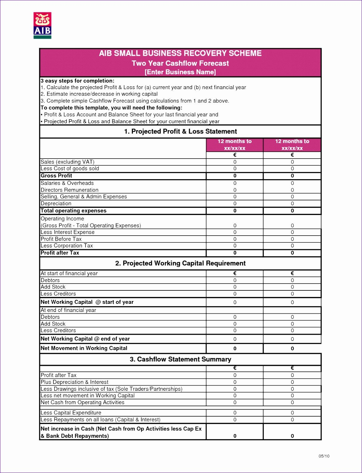Monthly Financial Report Template 5 Monthly Financial Statement Template Excel